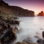 Canon 6D Review Long Exposure Sunset