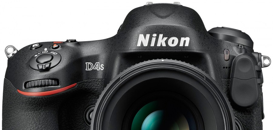 Nikon D4S Details Specs Background